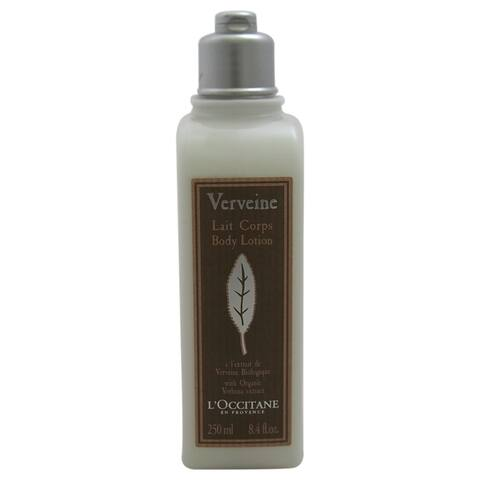 Verbena L'Occitane Body Lotion 8.4 Oz