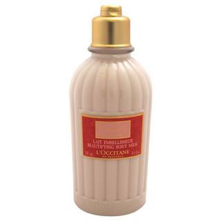 L'Occitane Roses et Reines Beautifying Women's 8.4-ounce Body Milk https://ak1.ostkcdn.com/images/products/10517735/P17601687.jpg?impolicy=medium