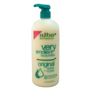 Alba Botanica Very Emollient 32-ounce Body Lotion
