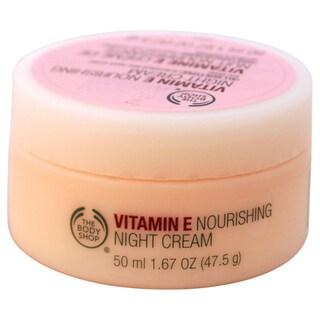The Body Shop Vitamin E 1.63-ounce Nourishing Night Cream