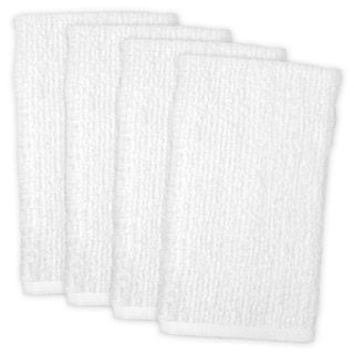 Multicolor Barmop Towels (Set of 4)