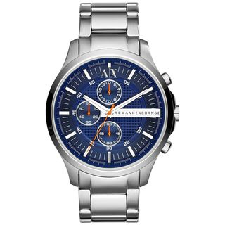 Armani Exchange Men's AX2155 Chronograph Stainless Steel Watch