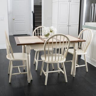 Kitchen Table Walnut Creek Extendable kitchen dining room sets for less overstock walnut creek 5 piece spindle wood dining set with leaf extension by christopher knight home workwithnaturefo