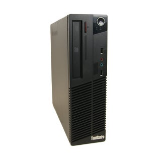Lenovo ThinkCentre M71E Intel Pentium G630 2.7GHz CPU 4GB RAM 250GB HDD Windows 10 Pro Small Form Fa