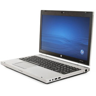 HP Elitebook 8560P 15.6-inch 2.4GHz Intel Core i7 16GB RAM 256GB SSD Windows 7 Laptop (Refurbished)