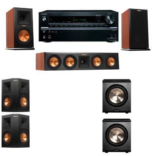 Klipsch RP-160M-channel Monitor Speaker 5.2 PL-200 Onkyo TX-NR646
