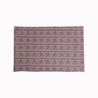 The Continuous Om Organic Cotton Wide Headband Wrap (Nepal)