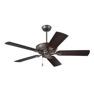 Emerson Welland 54-inch Vintage Steel Indoor/Outdoor Ceiling Fan