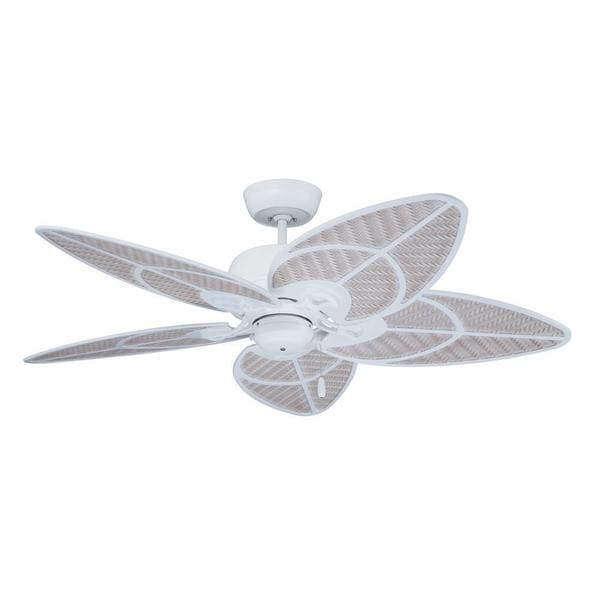Shop emerson batalie breeze 52 inch satin white indooroutdoor emerson batalie breeze 52 inch satin white indooroutdoor ceiling fan aloadofball Image collections