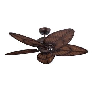 outdoor ceiling fans with lights. Emerson Batalie Breeze 52-inch Venetian Bronze Indoor/Outdoor Ceiling Fan Outdoor Fans With Lights