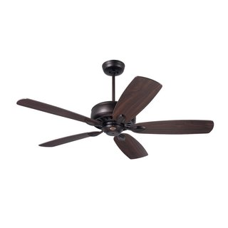 Emerson Prima 52-inch Oil Rubbed Bronze Traditional Energy Star Ceiling Fan with Reversible Blades