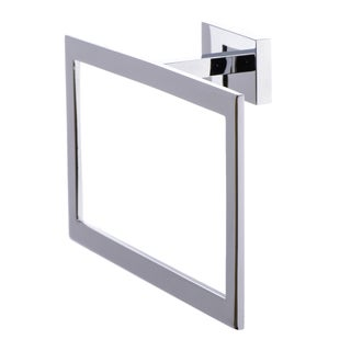 Italia Genoa Chrome Towel Ring