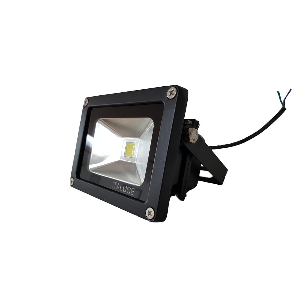 Italuce Lighting LED 10 Watts Flood Light (Warm white ~27...