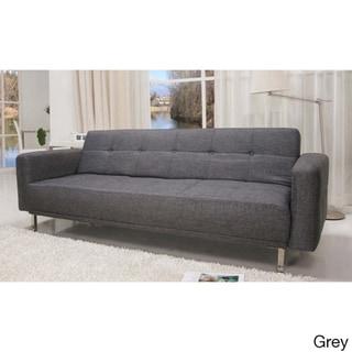 SB-9016 Contemporary Home Design Beige Fabric Sofa Bed