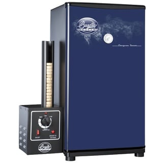 Bradley Smoker Designer Series Original Smoker 4-Rack Blue