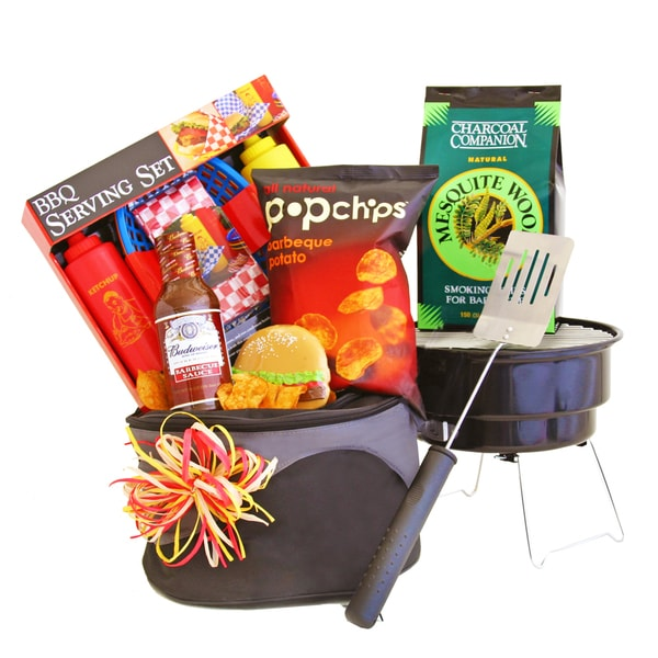 California Delicious Tailgate Party Gift Basket