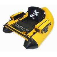 Caddis Sports Premier Plus Fisherman Float Tube Yellow