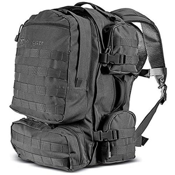 Kilimanjaro Operator Modular Assault Pack Black