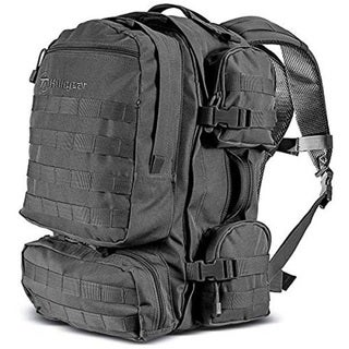 Kilimanjaro Operator Modular Assault Pack Black