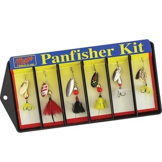 Mepps Panfisher Kit Dressed Lure Assortment