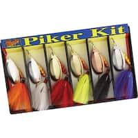 Mepps Piker Kit Dressed #5 Aglia Assortment