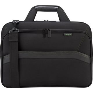 """Targus Spruce Carrying Case (Briefcase) for 16"""" Notebook - Black"""