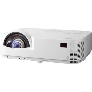 NEC Display NP-M353WS 3D Ready Short Throw DLP Projector - 720p - HDT