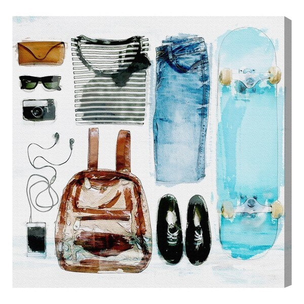 Blakely Home 'Summer Kit' Canvas Art