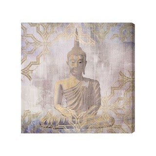 Blakely Home 'Buddha In Peace' Canvas Art