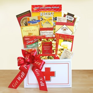 California Delicious Speedy Recovery Care Package