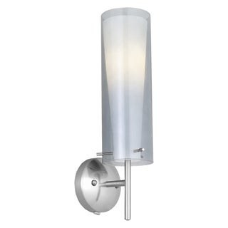 Eglo Pinto Nero 1x60-watt Wall Light matte Nickel