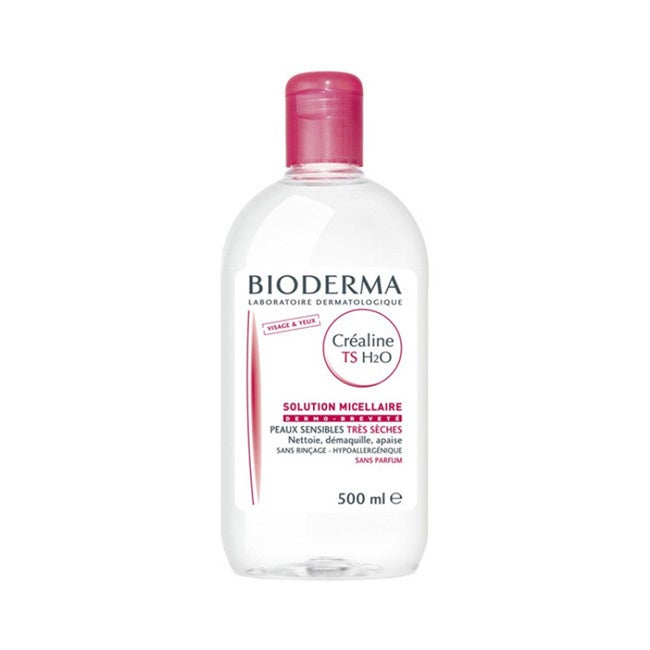 Bioderma TS Sensibio Crealine H2O Micelle for Sensitive S...