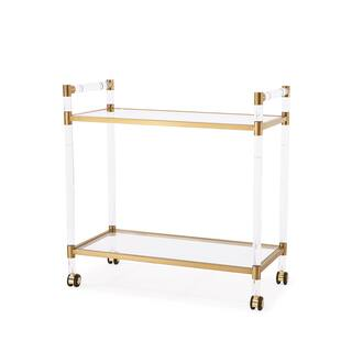 Bronson Bar Trolley, Antique Gold|https://ak1.ostkcdn.com/images/products/10520055/P17603608.jpg?impolicy=medium