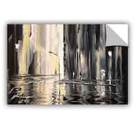 ArtAppealz Milen Tod 'Mono' Removable Wall Art