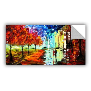 ArtAppealz Milen Tod 'Beauty' Removable Wall Art