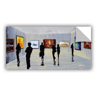 ArtAppealz Milen Tod 'Admiration' Removable Wall Art