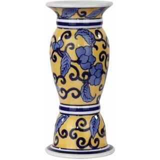 kathy ireland Home Ceramic Candle Holder (Set of 2)