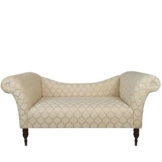 Made to Order Skyline Furniture Chaise Lounge in Pastis Sand