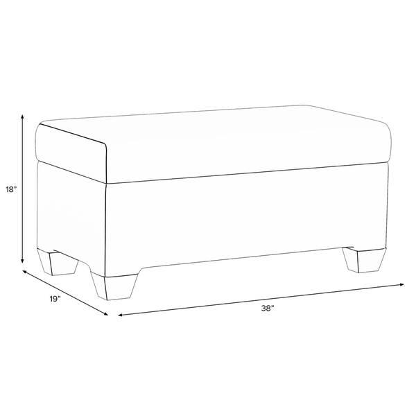 Amazing Skyline Furniture Storage Bench In Birdwatcher Summer N A Spiritservingveterans Wood Chair Design Ideas Spiritservingveteransorg