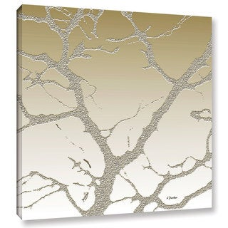 ArtWall Linda Parker 'Morning Light On Tree' Gallery-wrapped Canvas