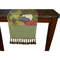 Rowlily linen Decorative Table Runner
