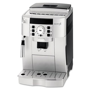 DeLonghi ECAM22110SB Magnifica XS Compact Super Automatic Cappuccino, Latte and Espresso Machine