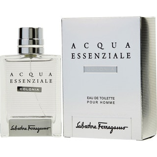 Salvatore Ferragamo Acqua Essenziale Colonia Men's 3.4-ounce Eau de Toilette Spray