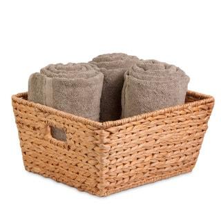 Natural Basket - Lg Square
