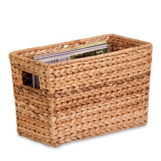 Natural Magazine Basket