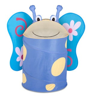 Lg Kid's Butterfly Pop-Up Hamper