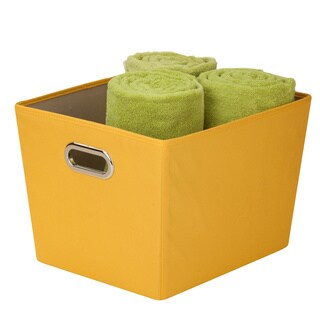 Medium Storage Bin - Yellow