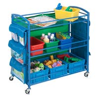 Honey-Can-Do All Purpose Activity Cart