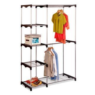 Double Rod Freestanding Closet|https://ak1.ostkcdn.com/images/products/10520986/P17604368.jpg?impolicy=medium