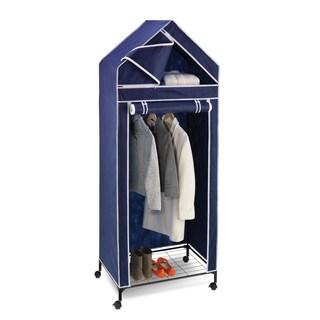 """30""""w top shelf storage closet"""